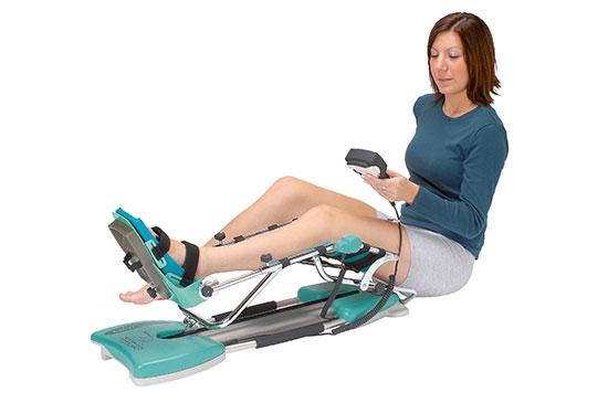 Kinetic Optima-S4 Kniebewegungsschiene