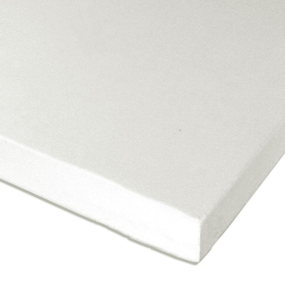Kubivent Standard Pflegematratze mit einem weißen Polyesterbezug