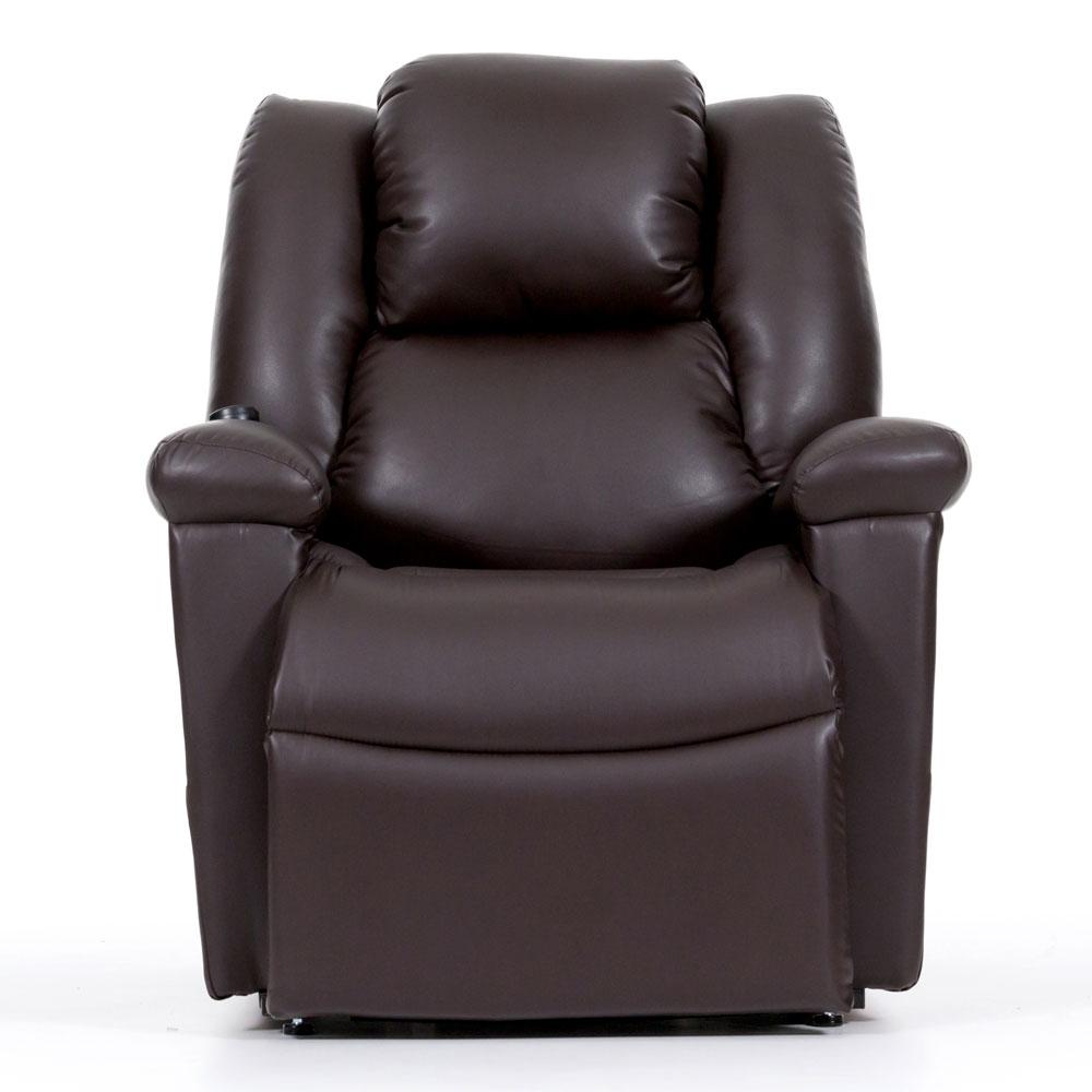 brisa-braun| Golden Aufstehsessel Daydreamer, ein Vintage Sessel in Lederoptik Brisa Braun