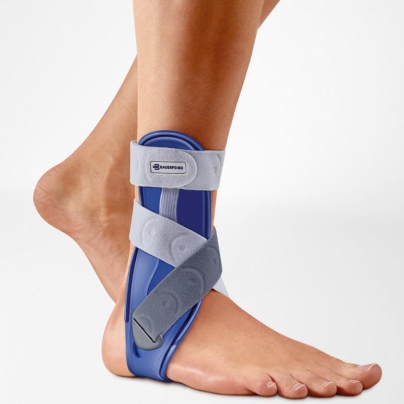 Bauerfeind MalleoLoc® Fußorthese zur Stabilisierung des Fußgelenks mit einer Außenrandfassung