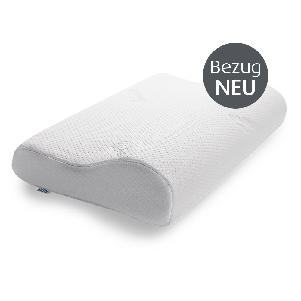 TEMPUR Original Schlafkissen, Farbe: Weiß