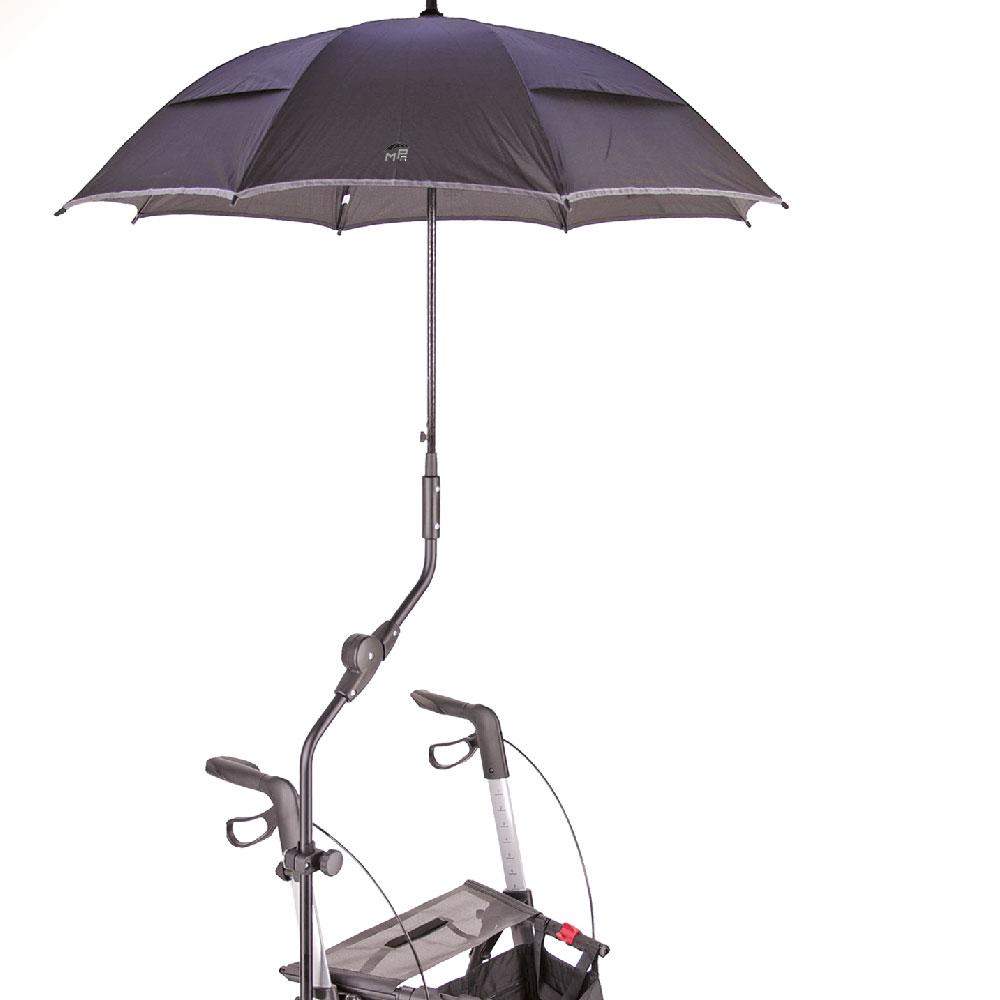 MPB Umbrella Mono  Universal Rollatorschirm, Farbe: Blau