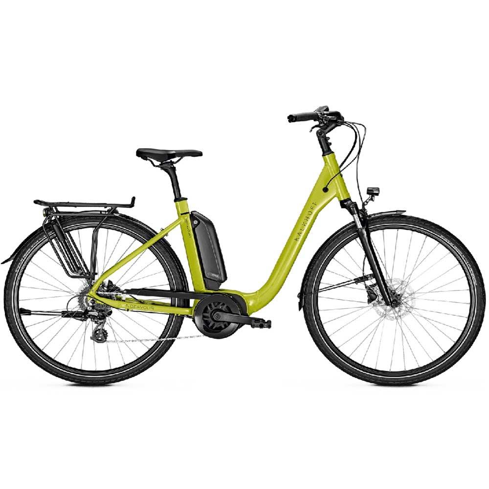 gruen| Kalkhoff E-Bike Endeavour 1.B Move, Tiefeinsteigerrahmen in Grün