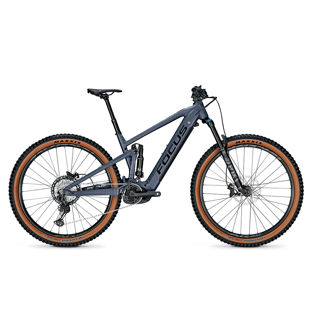 E-Bike Flyer Jam2 6.8 Nine blau