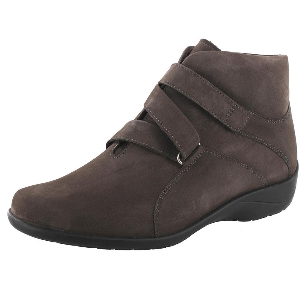 Solidus Stiefel Kim Vulcano mit Wechselfußbett und Komfortweite H, Farbe: Braun