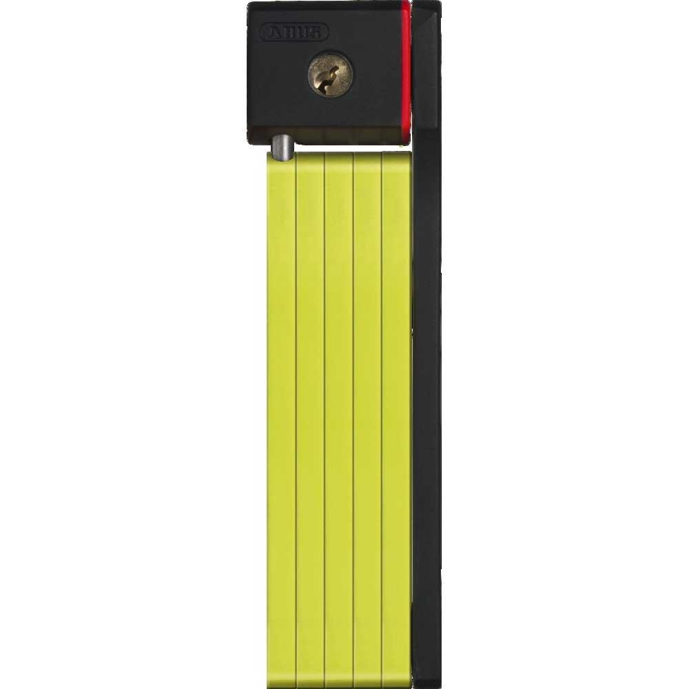 Lime| ABUS Faltschloss UGrip BORDO 5700 in der Farbe Lime