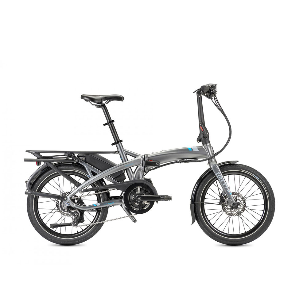 Hartje Tern E-Bike Vectron P7i in Grau