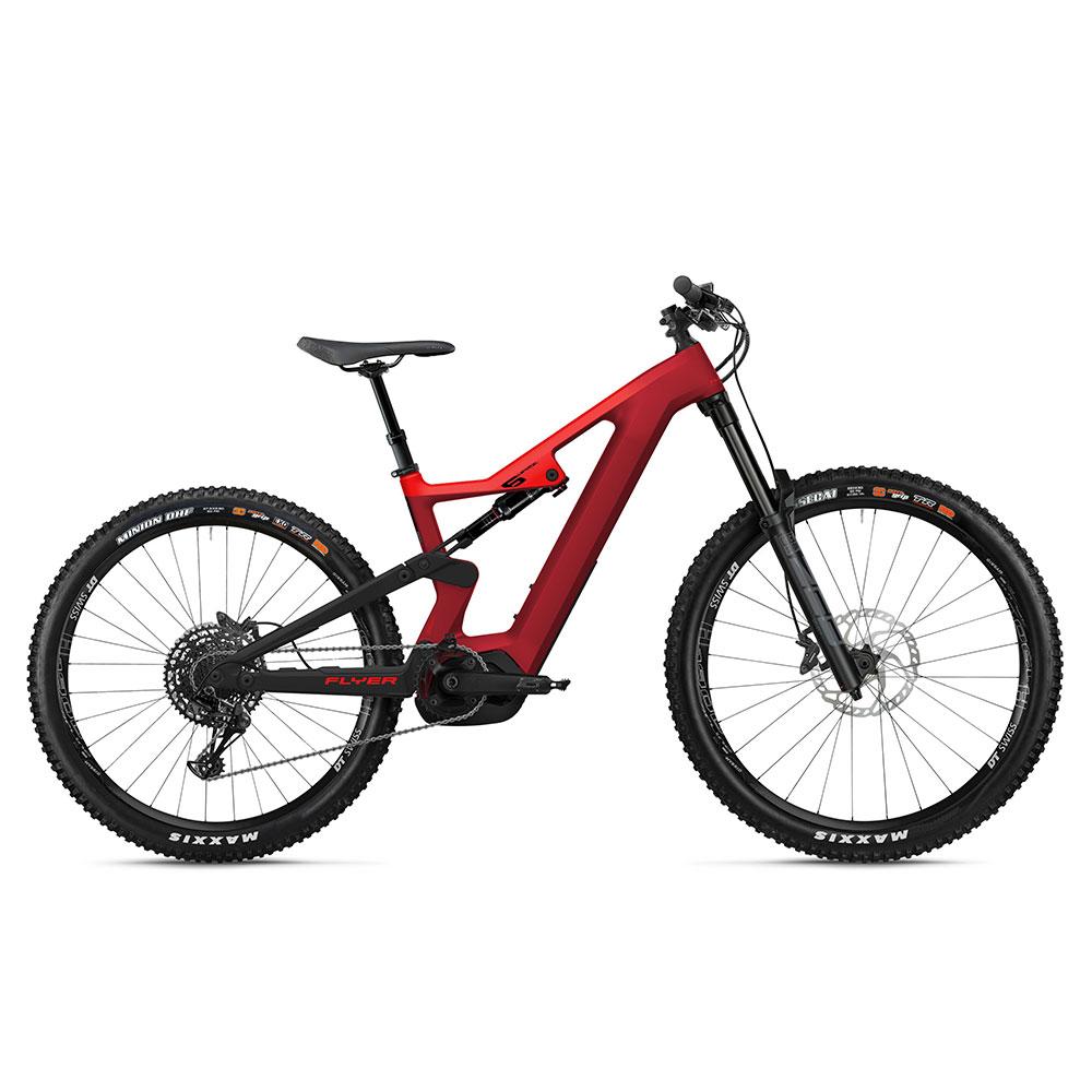E-Bike Flyer Uproc6 6.50 rot