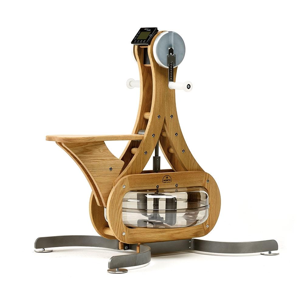 Eiche| NOHrD WaterGrinder Oberkörpertrainer aus Holz, Eiche