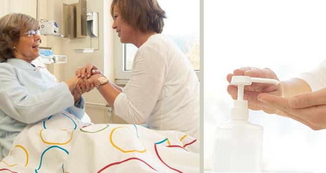 Pflegehilfmittel für Körperpflege & zur Hygiene