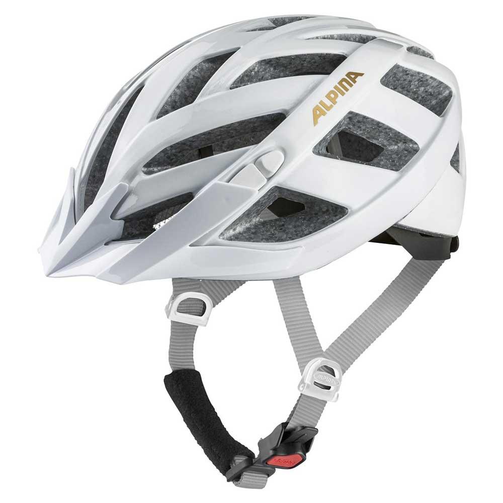 white-prosecco| Alpina Fahrradhelm Panoma Classic in der Farbe Prosecco white