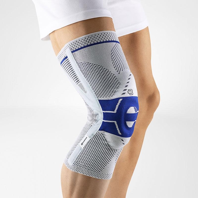 GenuTrain P3 Kniebandage - einstellbarer Korrekturzügel