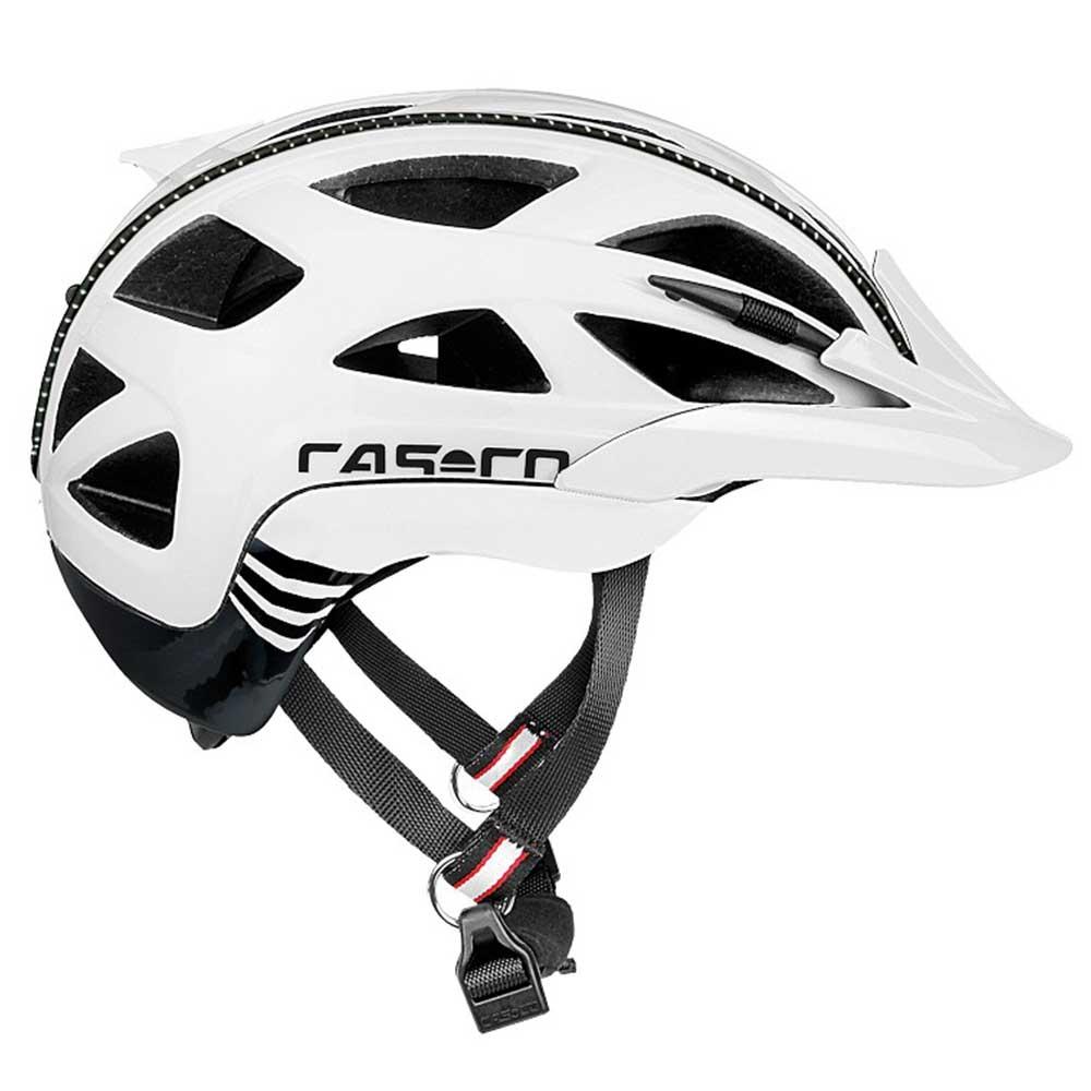 white| Casco Fahrradhelm Activ 2 in der Farbe White