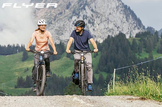 Mit dem E-Bike von Kaphingst frei & unabhängig