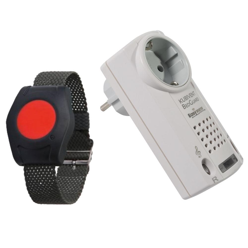 In Notfällen schnell zur Stelle mit dem Pflegerufset Watch Control von Kubivent