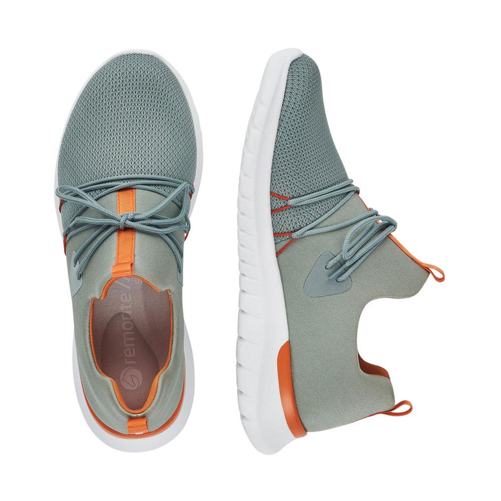 Remonte Sportsneaker für Damen in Mint - Paaransicht
