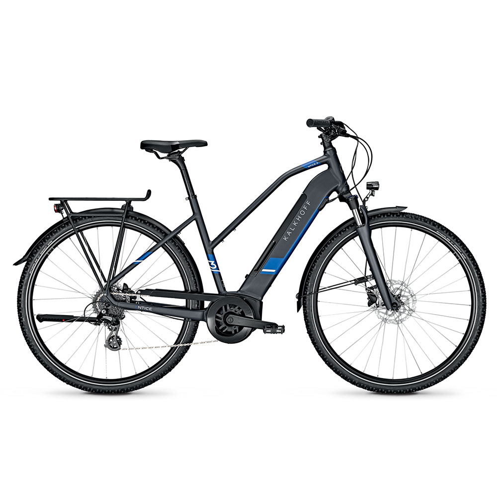 Kalkhofff E-Bike Entice 3.B Move mit Trapezrahmen