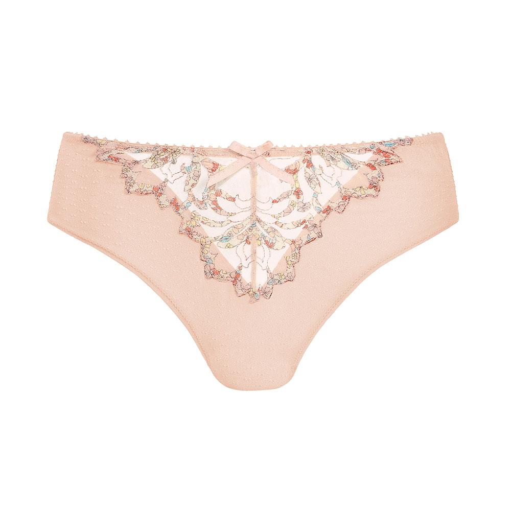 Amoena Flower Garden Panty rosa Ansicht vorne