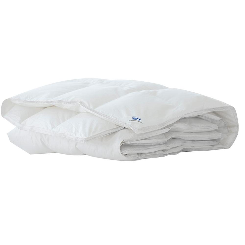 TEMPUR Duo Deckbett für kuschelig warmes Schlafen