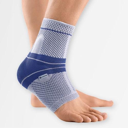 Bauerfeind MalleoTrain® Fußbandage zur muskulären Stabilisierung des Sprunggelenks