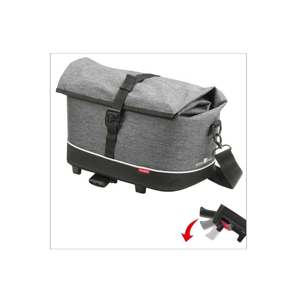 Grau| Rixen & Kaul Rackpack City Gepäckträgertasche