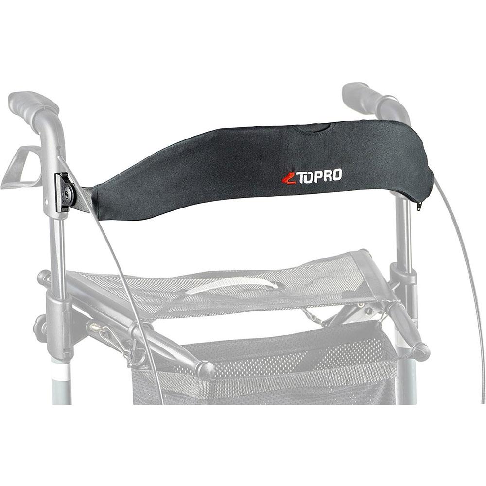 Rollator-Rückengurt mit bequemer Polsterung für verschiedene Modelle