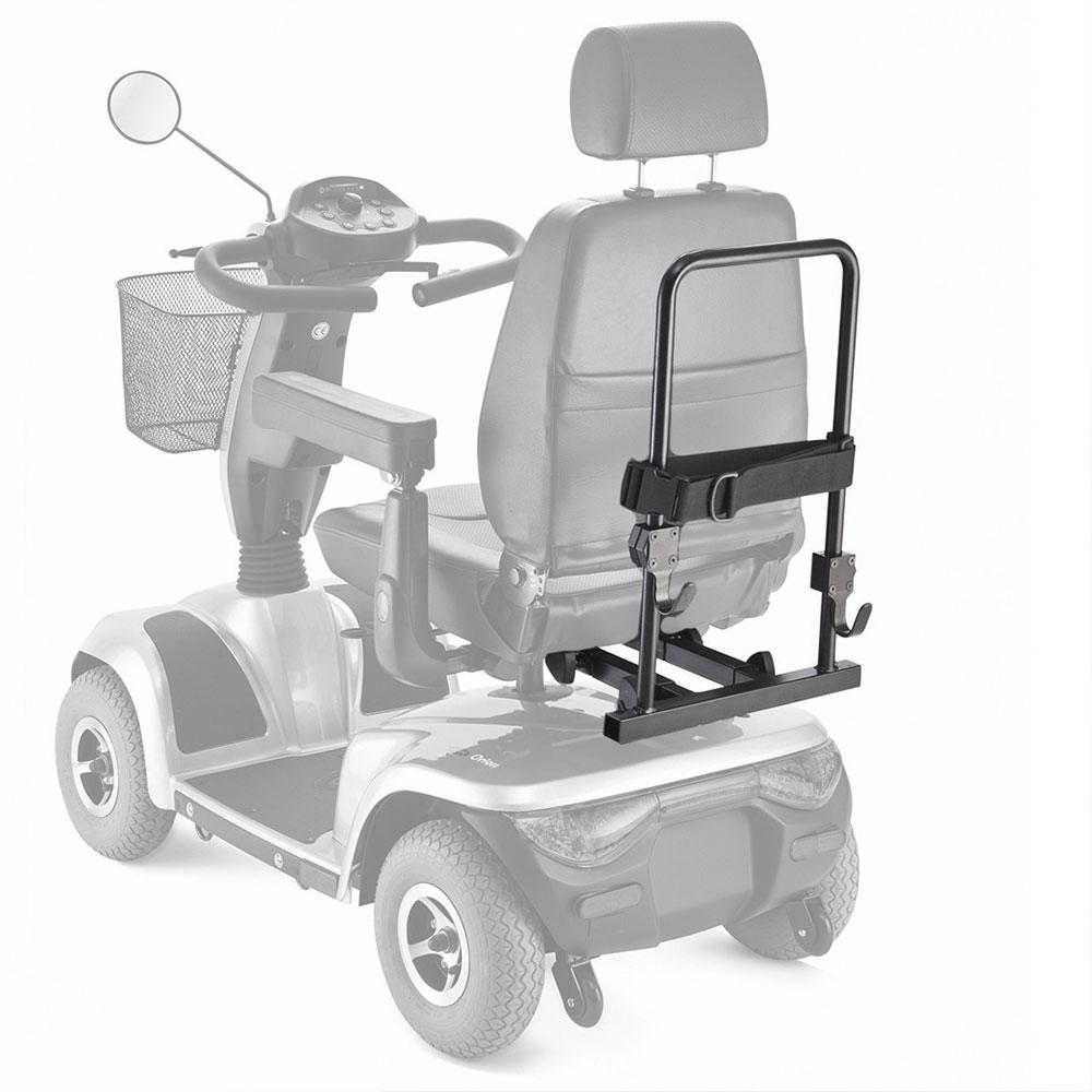 Invacare Gehhilfen-Halter passend für verschiedene Scooter-Modelle von Invacare