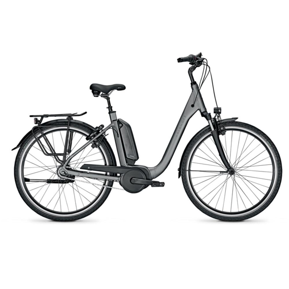 Kalkhoff E-Bike Agattu 1.B XXL mit Rücktritt in Silber