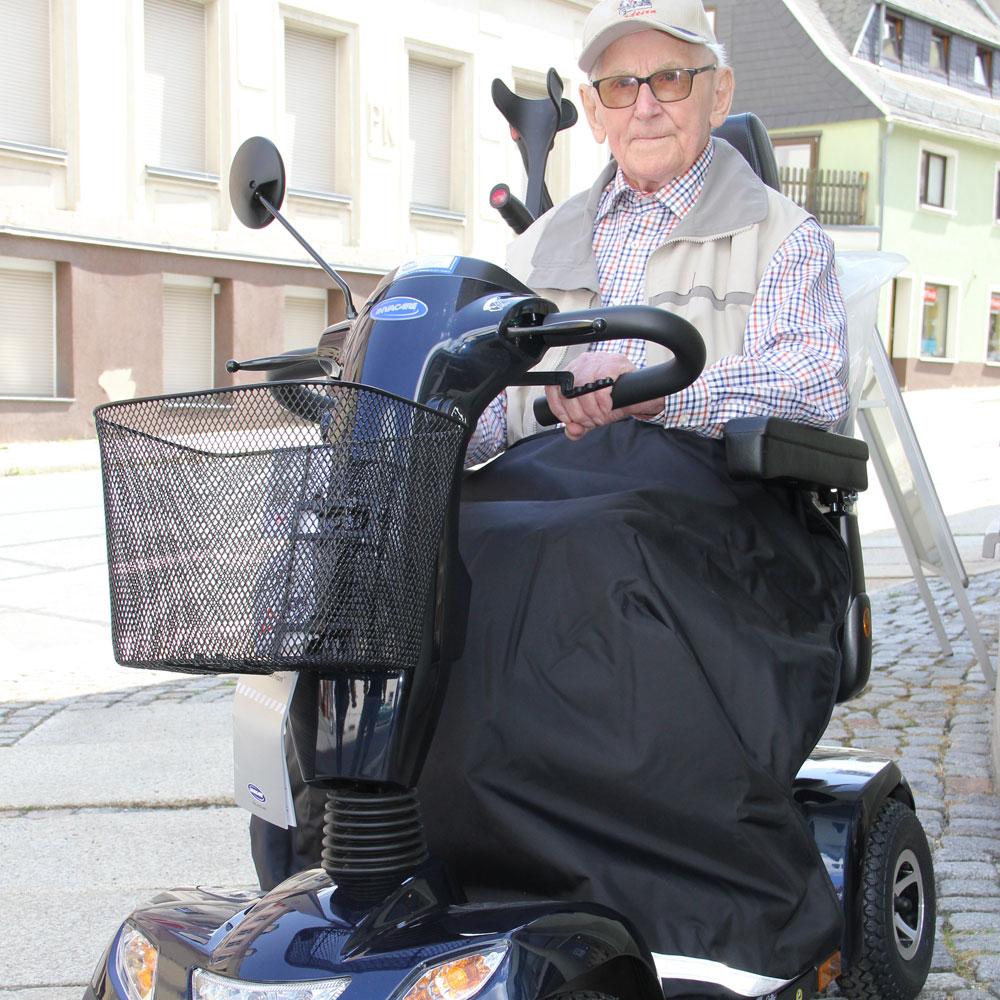 Pellis Medica Scooter-Beinschutzdecke