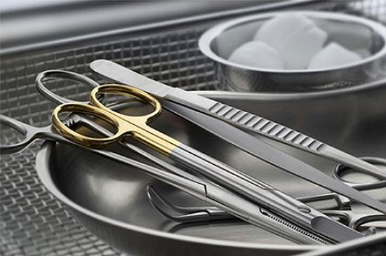 Wir reparieren für Sie chirurgische Instrumente aller Art.