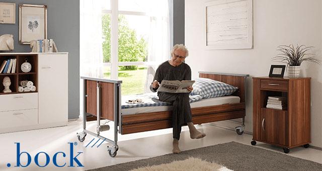 Wohnliche und komfortable Pflegebetten & Zubehör bei Kaphingst online bestellen