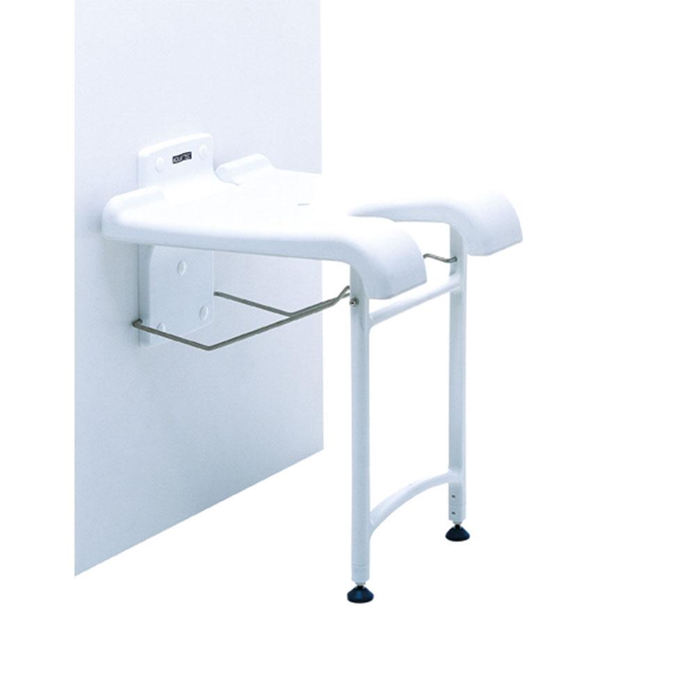 Der Duschklappsitz Aquatec Sansibar von Invacare für die sichere Körperpflege