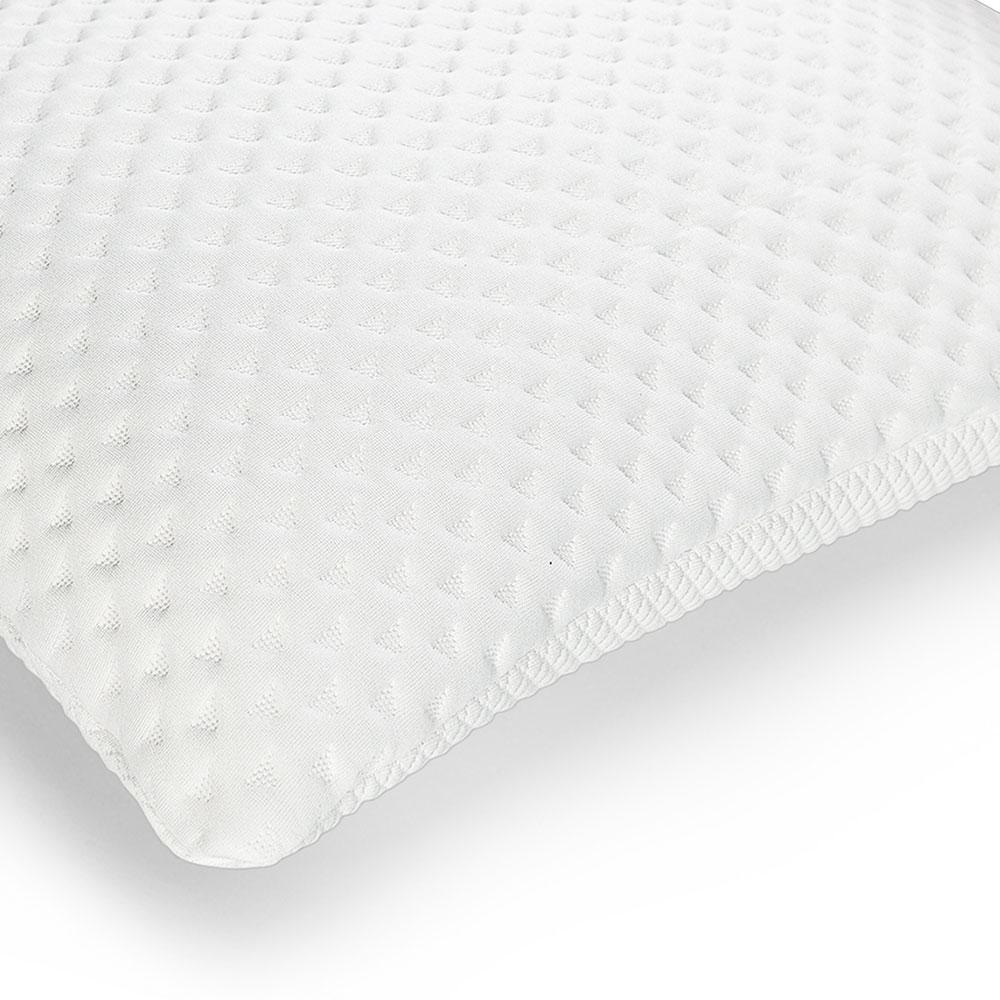 TEMPUR Ersatzbezug Comfort Original Kissen, Größe: 40 x 80 cm, waschbar