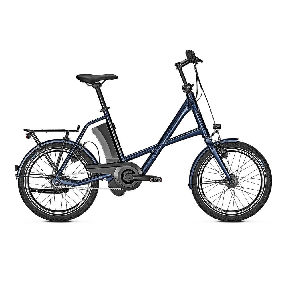 Kalkhoff E-Bike Sahel 3.I Move, Royalblue/Diamondblack glossy