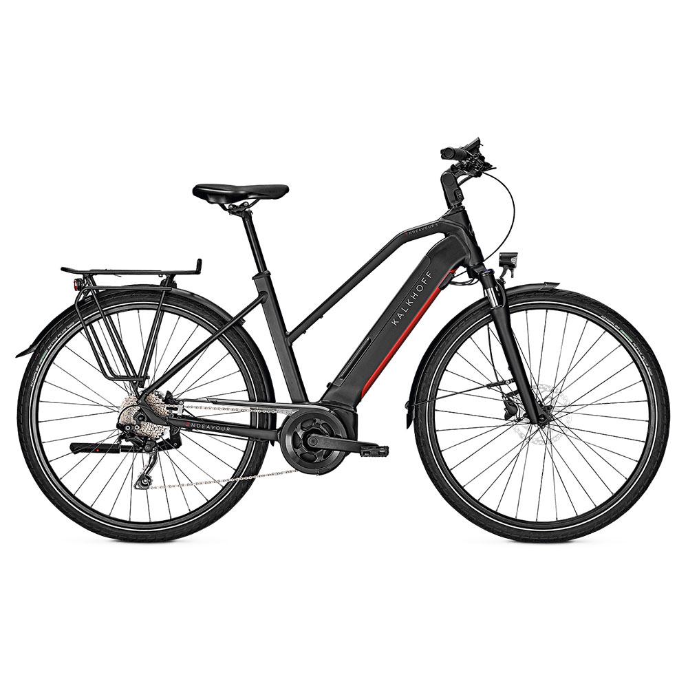 Kalkoff E-Bike Endeavour 5.B Season Modell 2021 mit Unisex-Wave-Rahmen
