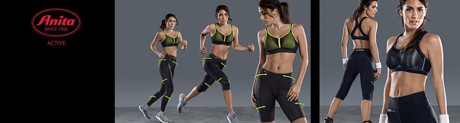 Anita active Sportbekleidung
