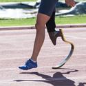 Sprint- und Sprungprothese